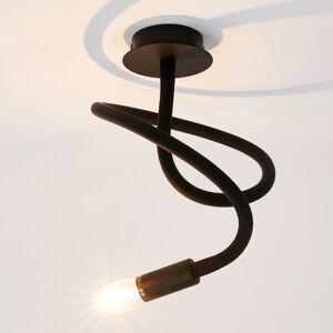 Eco-Light Stropní světlo Lover, 1 zdroje, černé
