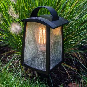 Eco-Light Soklové světlo ve tvaru lucerny Kelsey