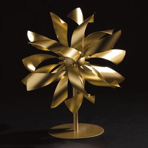 Eco-Light Stolní lampa Bloom zlatá