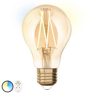 iDual iDual LED žárovka E27 9W A60 dálkové ovládání