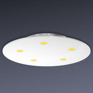 Evotec Stmívatelné LED stropní světlo Sunia