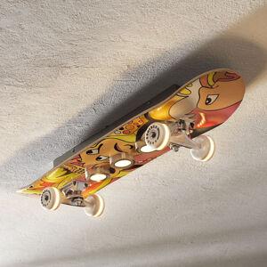 Evotec Stropní LED svítidlo Easy Cruiser, skateboard