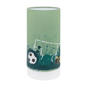 EGLO Stolní lampa LED Tabara s fotbalovým motivem