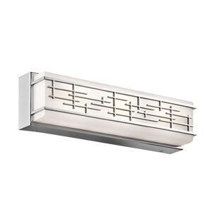 KICHLER LED koupelnové nástěnné světlo Zolon 45,7 cm
