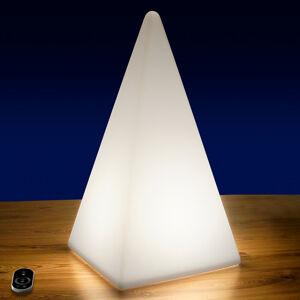 Epstein Venkovní svítidlo LED Pyramida, baterie, 73 cm