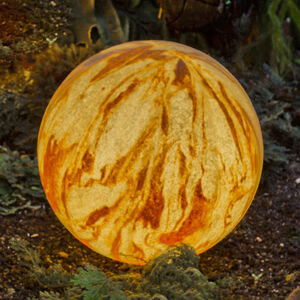 Epstein Pískovec - LED koule Sahara bateriová, 30cm