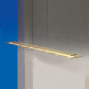 Escale Escale Skyline LED závěsné světlo, stmívač, zlatá