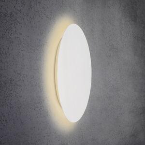 Escale Escale Blade LED nástěnné světlo bílá matná Ø 79 m