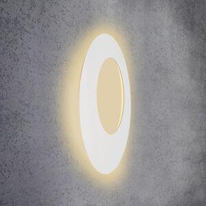 Escale Escale Blade Open LED nástěnné světlo, bílá, Ø79cm