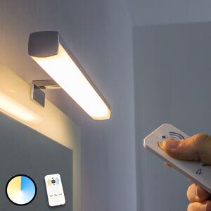 Ebir LED svítidlo nad zrcadlo Atlas, nastavitelná barva