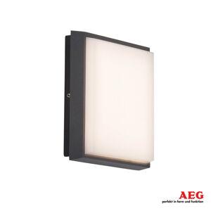 AEG AEG Letan Square hranaté venkovní LED svítidlo 9W