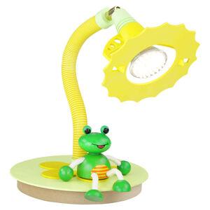 Elobra LED stolní lampa Frosch do dětského pokoje
