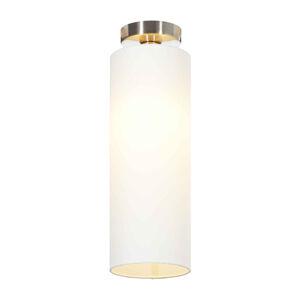 Lucande Lucande Patrik textilní stropní světlo Ø15cm bílá
