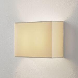 Lucande Lucande Patrik nástěnné světlo hranaté 25cm krém