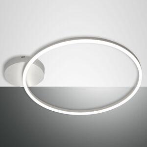 Fabas Luce LED stropní světlo Giotto 1žár., bílá