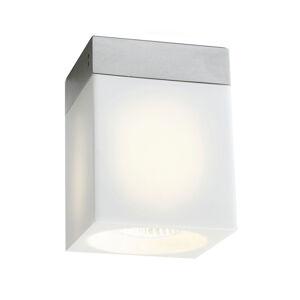 Fabbian Cubetto stropní světlo 1 zdroj, bílá