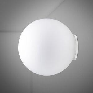 Fabbian Fabbian Lumi Sfera skleněné nástěnné světlo, Ø40cm