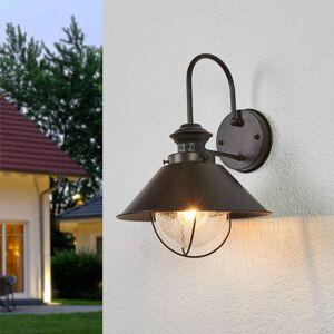 FARO BARCELONA Venkovní nástěnné svítidlo Nautica Ø 26 cm