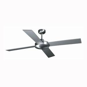 FARO BARCELONA Moderní stropní ventilátor MALLORCA hliník