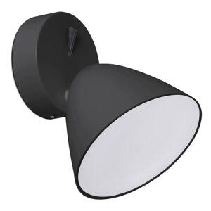 FARO BARCELONA Flash - černé LED nástěnné světlo