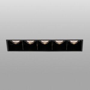 FARO BARCELONA LED vestavěné světlo Troop Trimless, 5 zdrojů