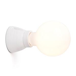 FARO BARCELONA Nástěnné světlo Kera, bílá