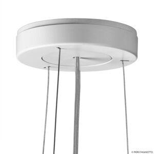 FLOS FLOS KTribe S3 závěsné světlo, kouřově šedé