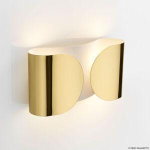 FLOS FLOS Foglio nástěnné světlo, zlaté