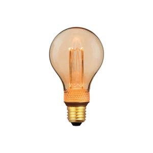 Freelight LED žárovka E27 5W, teplá bílá, zlatá, 14cm