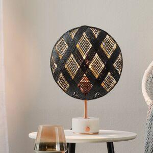 Forestier Forestier Chanpen S Diamant stolní lampa měď/černá