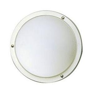 Albert Leuchten Venkovní stropní/nástěnné světlo 297, bílá, E27