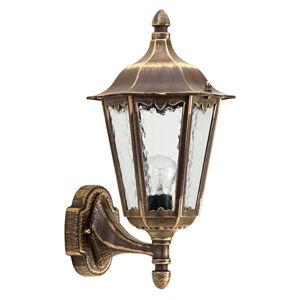 Albert Leuchten Venkovní nástěnné svítidlo 1818 horní, hnědá-mosaz