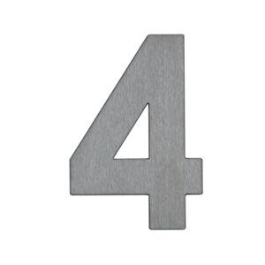 Albert Leuchten Domovní číslo 4 - z nerezové oceli