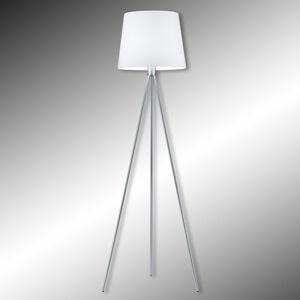 Knapstein Třínohá stojací lampa Pico, chrom