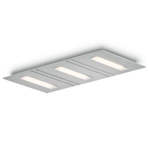 Knapstein LED stropní světlo Sina-3, dim-to-warm, 3 zdroje