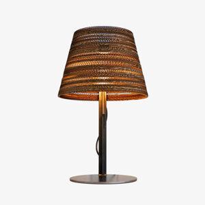 Graypants Stolní lampa Tilt z kartonu, ekologická