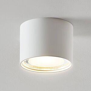 Lampenwelt.com Pohledové LED světlo Meera, kulaté, bílé
