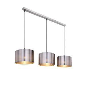 Lindby Lindby Dexin závěsné světlo, třízdrojové