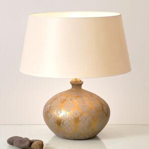 J. Holländer Stolní lampa Vaso Barocco, výška 44 cm