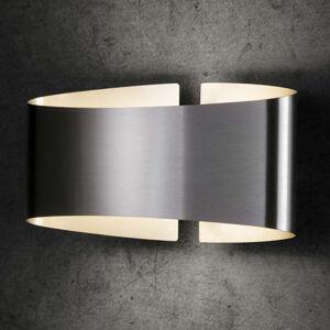 Holtkötter Holtkötter Voilà LED nástěnné světlo nerezová ocel