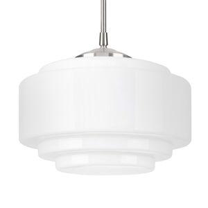 Hight Light B.V. Závěsné světlo Cambridge, nastavení výšky, bílé