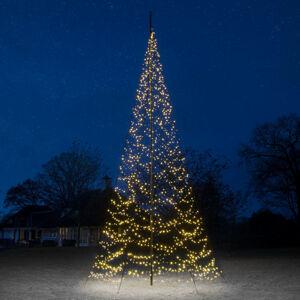 FAIRYBELL Fairybell® vánoční stromek, 8 m, 1500 LED