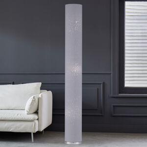 FISCHER & HONSEL Stojací lampa Thor 156cm všedé barvě