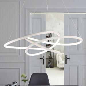 FISCHER & HONSEL Dekorativní LED závěsné světlo Galaxy, délka 91cm