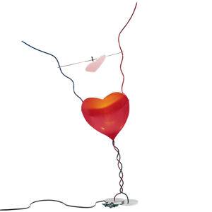 Ingo Maurer Ingo Maurer One From The Heart – stolní lampa