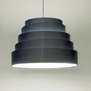Karboxx Závěsné světlo Babel s černým stínidlem