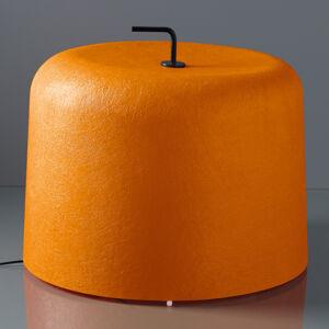 Karboxx Podlahové světlo Ola Move oranžové stínidlo