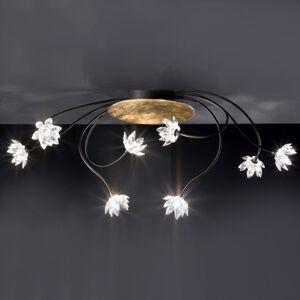 Kögl Stropní světlo Fiorella 8zdrojové čiré