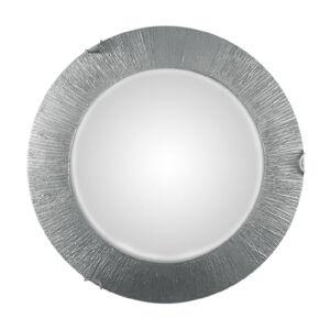KOLARZ Stropní světlo Moon Sun, stříbrná, Ø 40 cm
