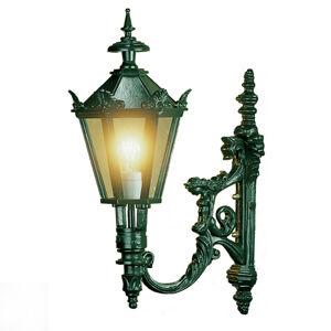 K. S. Verlichting Venkovní nástěnné světlo Diana, zelená